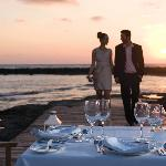 Asimina Suites Hotel - Private Dinner by the Beach