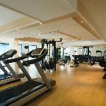 Asimina Suites Hotel - Gym
