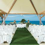 Asimina Suites Hotel - Wedding Gazebo