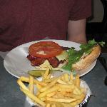 Byron Burger & Chips