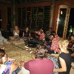Kava night was fantastic!