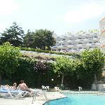 This is Hotel Gran Garbi
