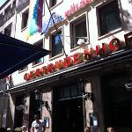 Gertrudenhof am Neumarkt Foto