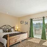 Master Bedroom in Jack 1 Condo