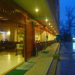 """Baumancasa hotel"" вид на холл у ресепшена"