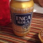 Yummy cola!