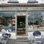 Bramhalls' Deli & Cafe (Deli entrance)