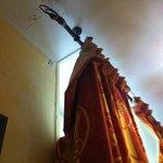Splendides rideaux Louis XVI