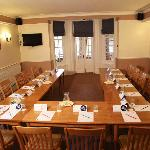 one of our smaller conference rooms