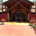 La Troje Conference Center Entrance