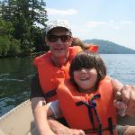 Row boating