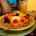 fruit + yogurt 1