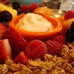 fruit + yogurt 2