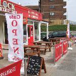 Foto de The Clock Fish & Chip Restaurant