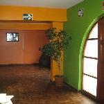 Hallway / WIFI area