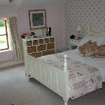 Pam & Waynes bedroom