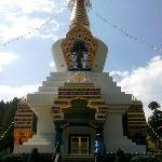 Great Stupa of Dharmakya