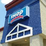 IHOP on property