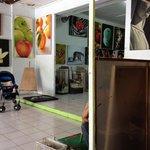 art studio next door