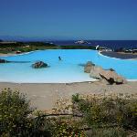 piscina pnoramica