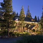 Tamarack Lodge Dusk