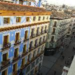 Vista de la calle Alfonso