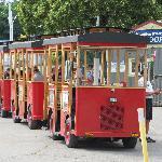Hamilton Waterfront Trolley Foto