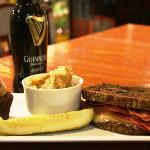 Rueben and Guiness