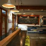 Tot Restaurant - inside