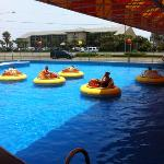 Bumper Water Boats