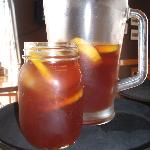 Sweet Tea, traditional southern brewed iced tea!