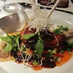 Chine style chicken, excellent
