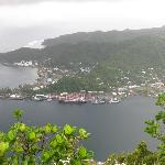 Breath Taking Mouth of the Pago Pago Harbot