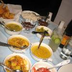 Food, glorious food!