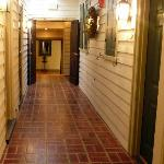 Fife & Drum interior corridor