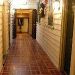 Fife & Drum interior corridor