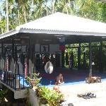 Group Training area