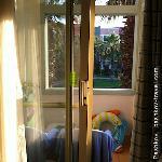 балкон и вид из номера