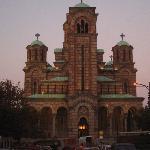 Crkva Svetog Marka Foto