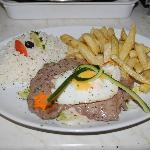PREGO NO PRATO - SPECIAL STEAK IN A PLAT
