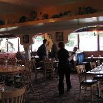 Inside Mexican Restaurant