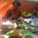 breakfast at Tia Micha