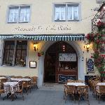 Front of Ristorante Italia