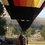 Photo de San Juan Balloon Adventures