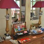 crafts area