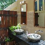 washroom, communal