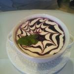 Blueberry Soup