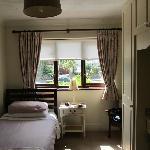 My single en-suite room