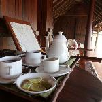 More tea sir?!