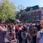 Queens Day celebration